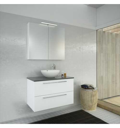 Vonio baldų komplektas Calabria 80 (2 dalių)