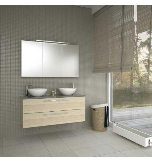 Vonio baldų komplektas Calabria 120 (2 dalių)