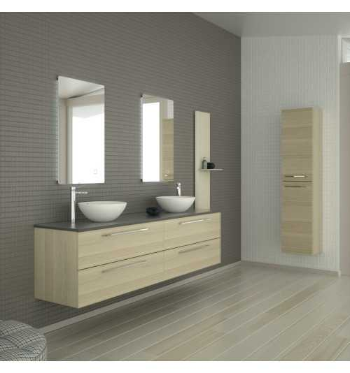 Vonio baldų komplektas Calabria 200 (4 dalių)