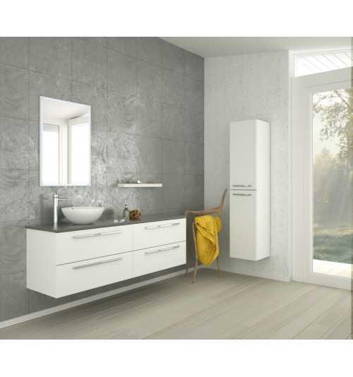 Vonio baldų komplektas Calabria 160 (3 dalių)