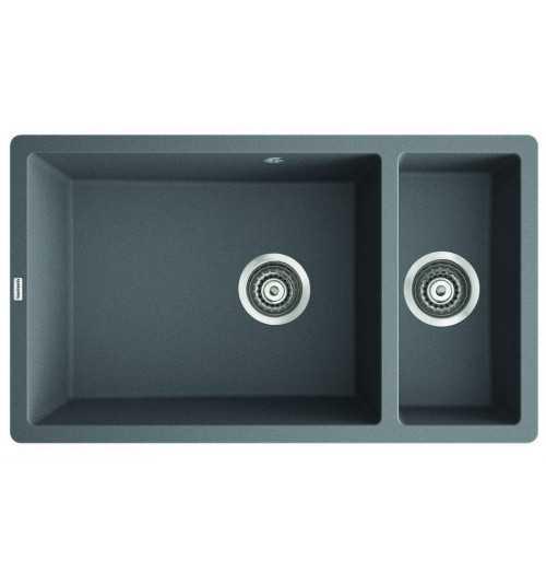 Marmorin LANDO 720 1,5K virtuvės plautuvė įstatoma lygiai su stalviršiu