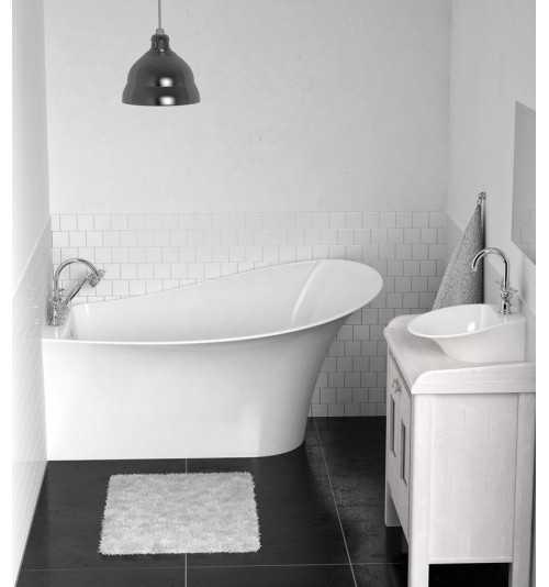 Akmens masės vonia MISA RIGHT 1553x916