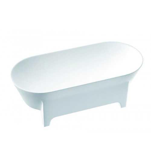 Akmens masės vonia LIVA 1710x755