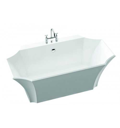 Akmens masės vonia LA DONNA 1645x894