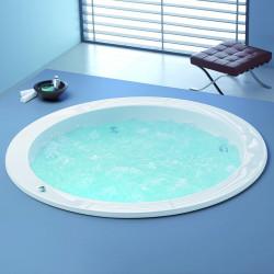 Nestandartinės, ovalios vonios