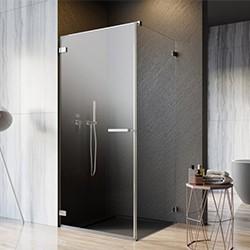 Kampinės dušo kabinos