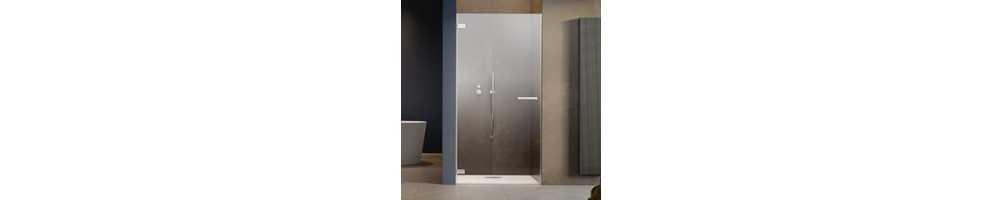 Dušo durys, kabinų sienelės