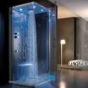 Hidromasažinės, garinės dušo kabinos, boksai