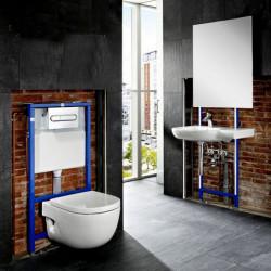 Potinkiniai WC rėmai ir jų dalys
