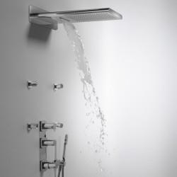 Potinkinės vandens maišytuvų sistemos