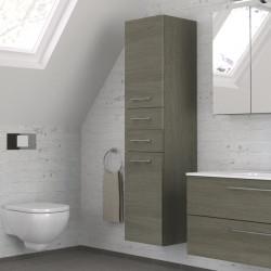 Šoninės (ūkinės) vonios spintelės