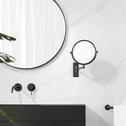 Kosmetiniai veidrodžiai voniai