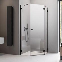Penkiakampės dušo kabinos